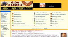 Gıda Raporu