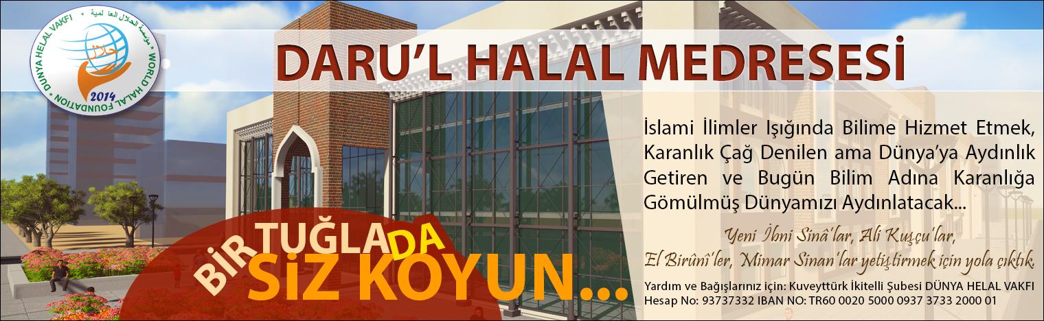 Darul Halal Medresesi